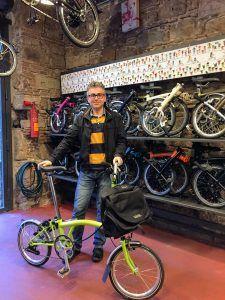 Bicicleta Brompton H6L
